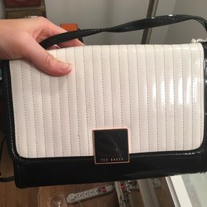 Ted Baker Black and White Bag